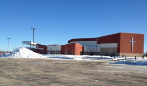 Faith is an important part of life in Steinbach (there are 21 churches in the area). The Southland Church underwent a $15-million renovation - all private donations.