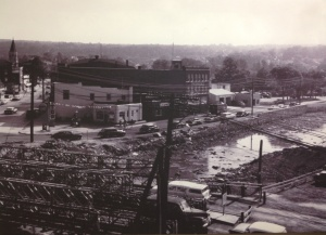 One of the Register Citizen photos from Torrington's 1955 flood.