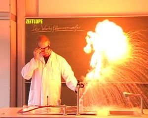 This photo from the high school science class I really wish I'd taken.